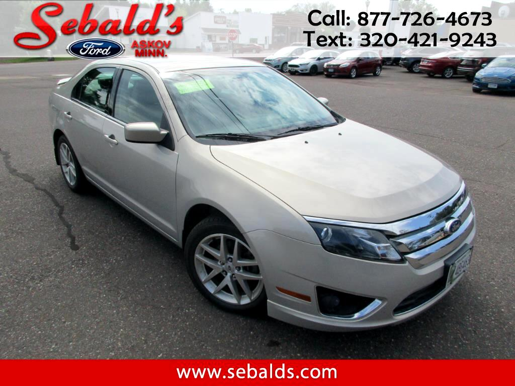 2010 Ford Fusion 4dr Sdn SEL AWD