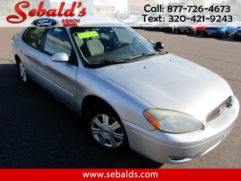 2007 Ford Taurus 4dr Sdn SEL