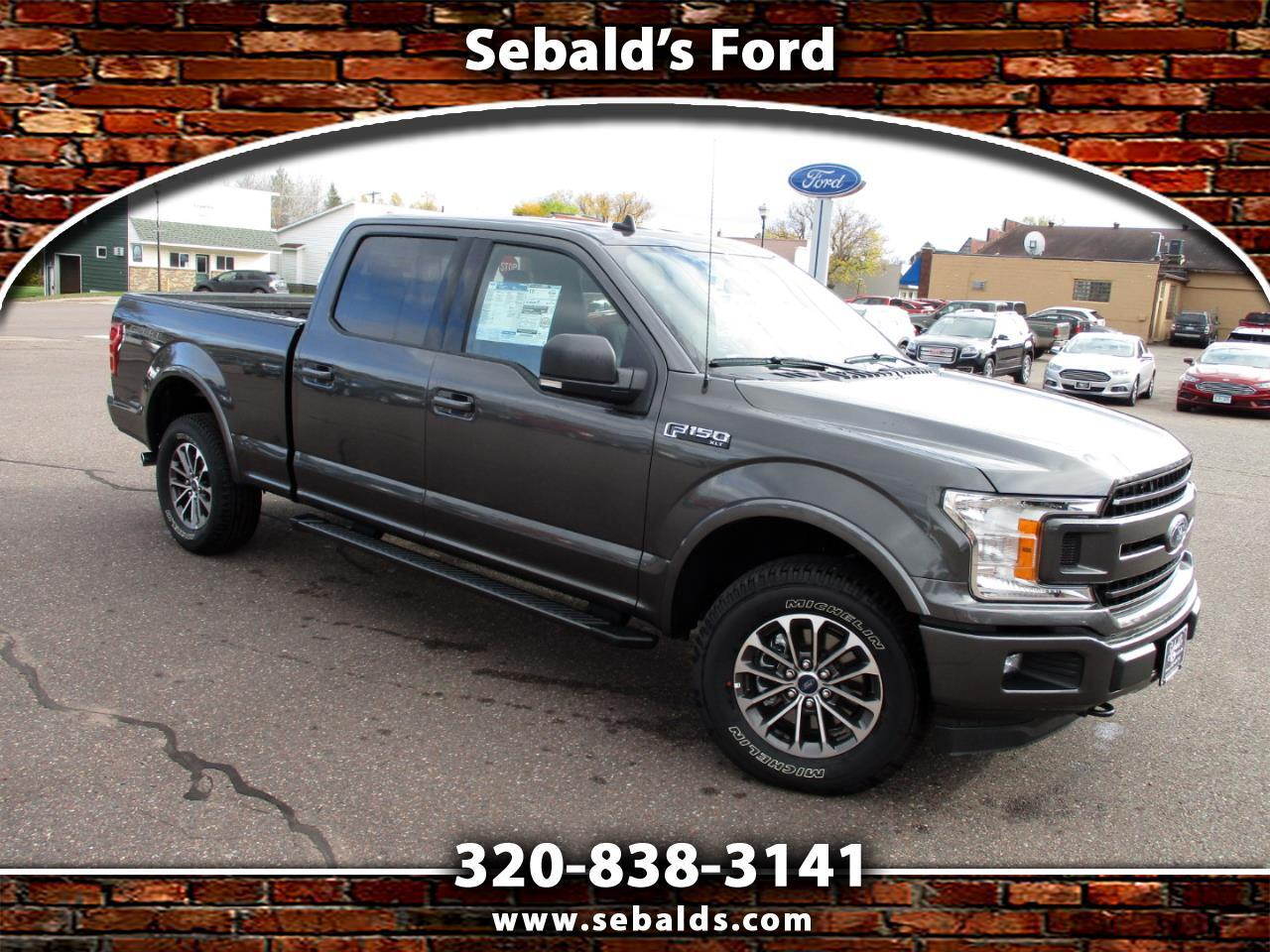 2019 Ford F-150 XLT 4WD SuperCrew 6.5' Box