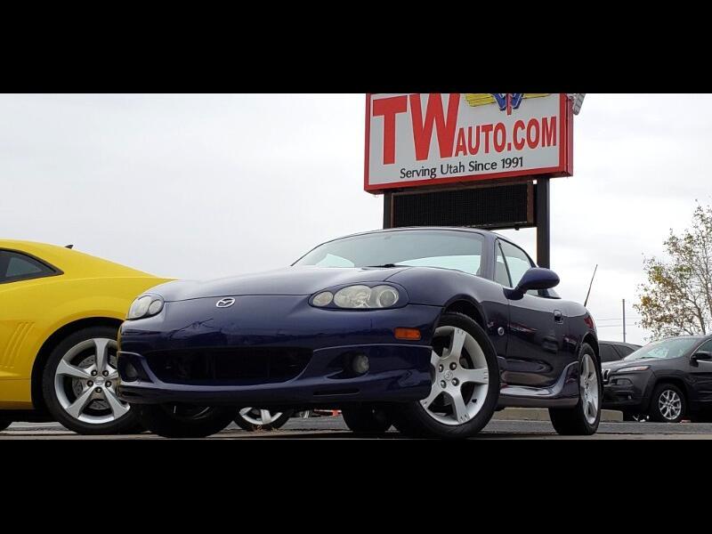 2003 Mazda MX-5 Miata Special Edition