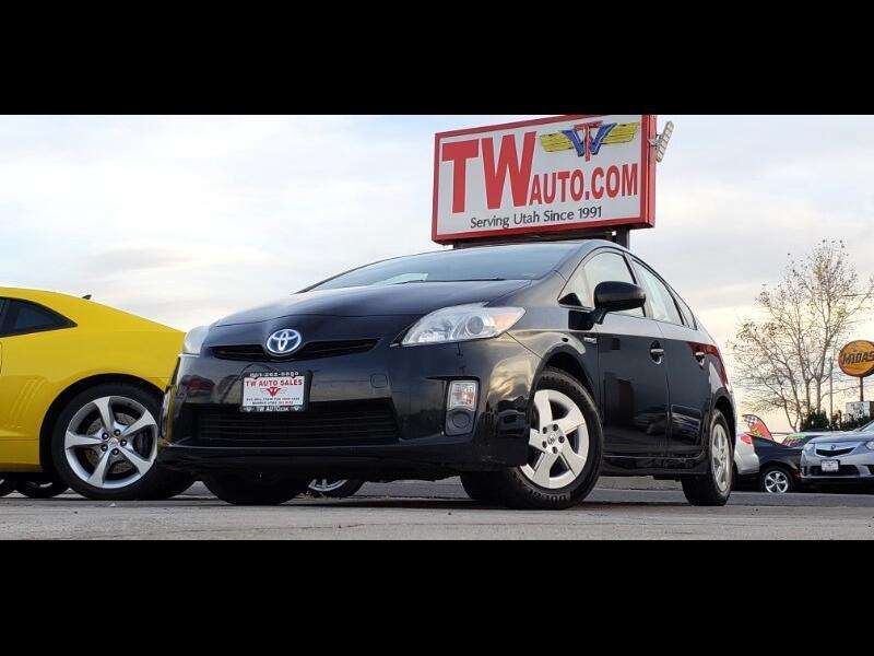 2010 Toyota Prius Prius II