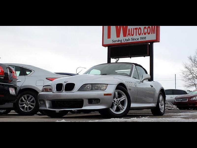 2001 BMW Z3 Roadster 2.5i