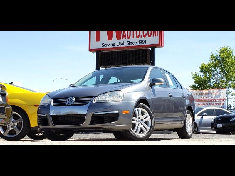2007 Volkswagen Jetta Value Edition 2.5L PZEV