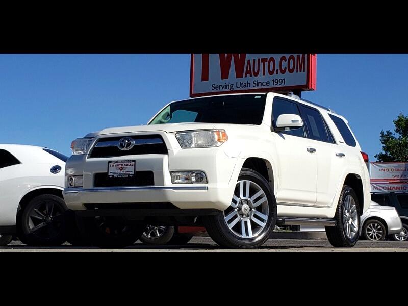 Toyota 4Runner Limited V6 4WD 2012