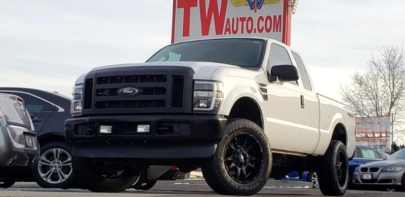 Ford F-350 SD XLT SuperCab Long Bed 4WD 2008