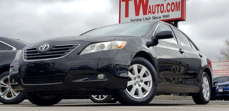Toyota Camry 2014.5 4dr Sdn I4 Auto XLE (Natl) 2007