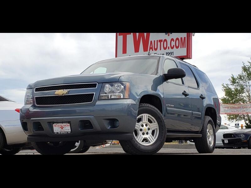 Chevrolet Tahoe LS 4WD 2008