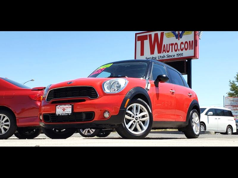 MINI Countryman S 2011