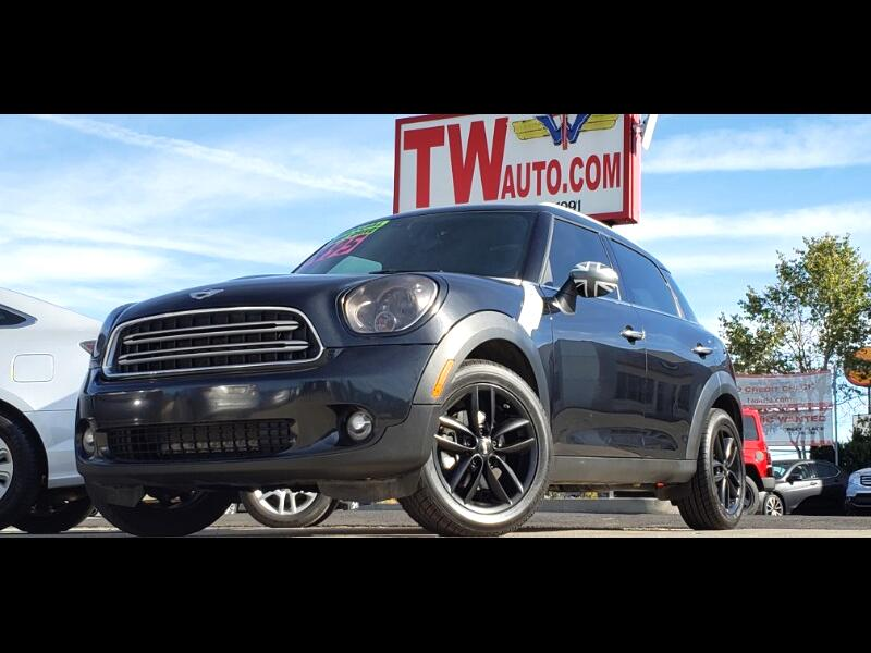 MINI Countryman Base 2016