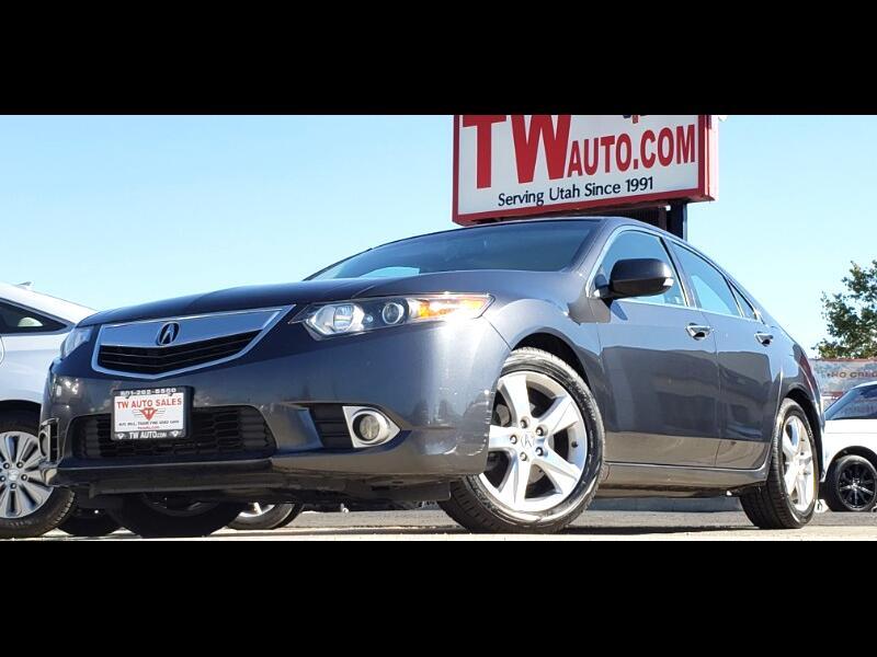 Acura TSX 4dr Sdn Auto 2011