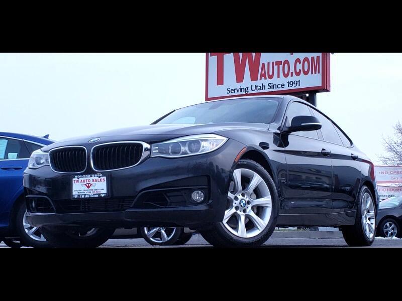 BMW 3-Series Gran Turismo 335 xiGT 2014
