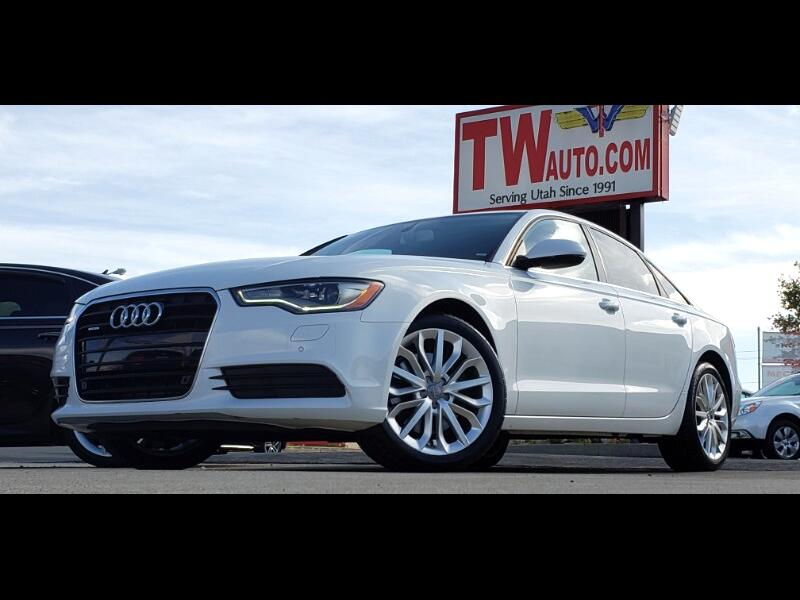 Audi A6 2.0T Premium Plus quattro 2014