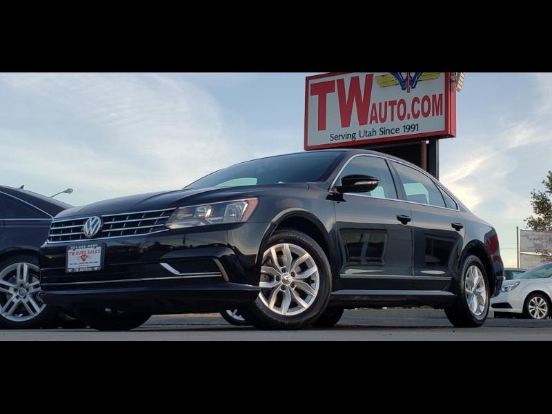 Volkswagen Passat 1.8T S Auto 2016