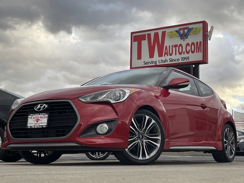 Hyundai Veloster Turbo 3D Coupe 2016