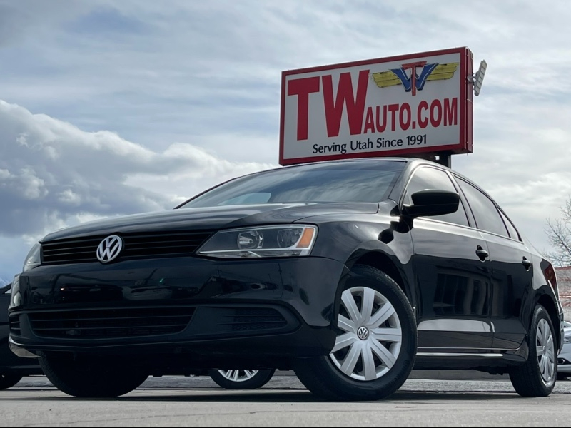 Volkswagen Jetta S 2014