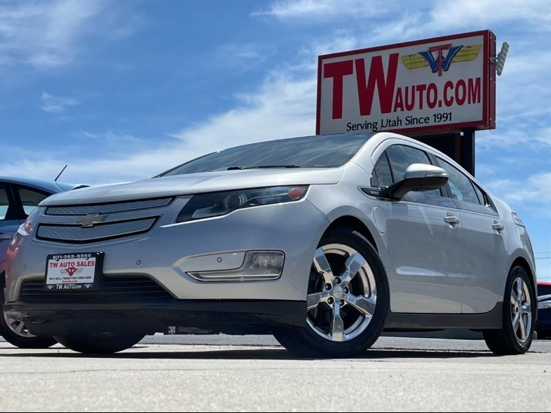 Chevrolet Volt Premium w/ Navigation 2012