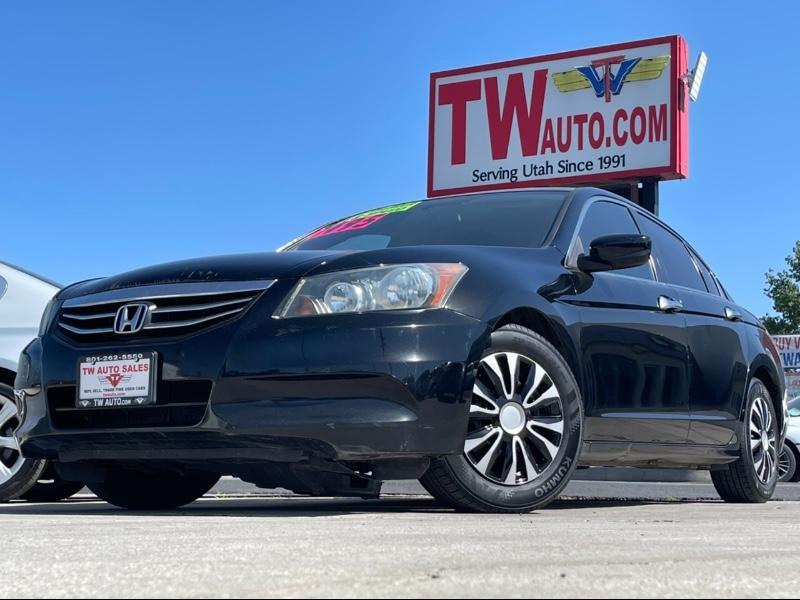 Honda Accord LX sedan 2011