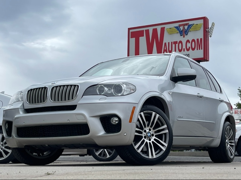 BMW X5 xDrive50i 2012