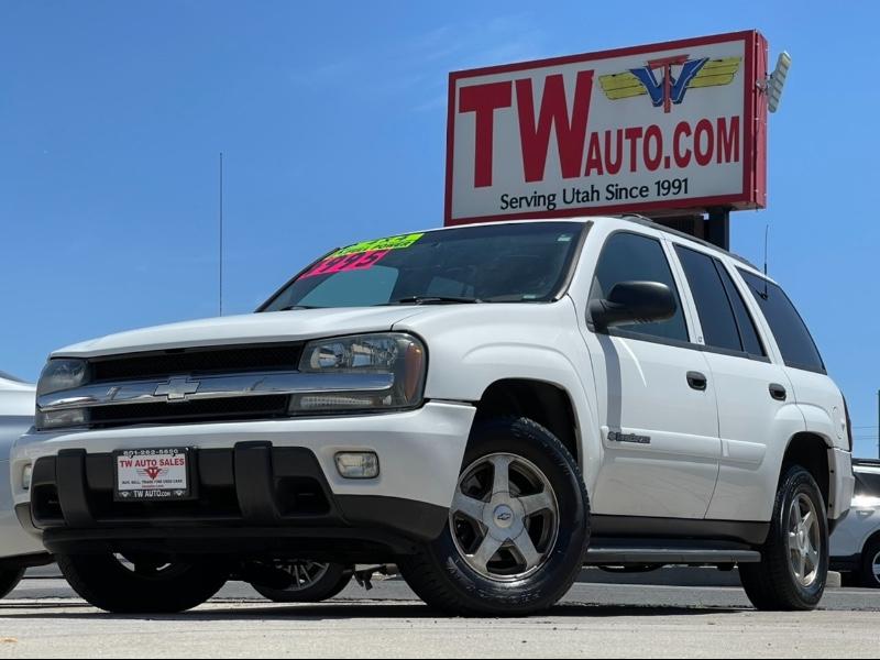 Chevrolet TrailBlazer LTZ 4WD 2003