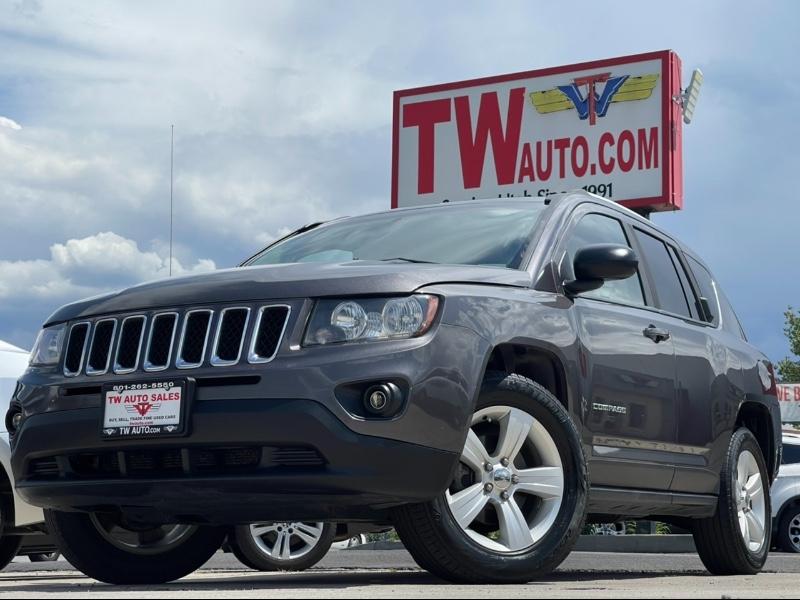 Jeep Compass Sport 4WD 2015