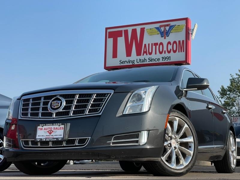 Cadillac XTS Luxury AWD 2014