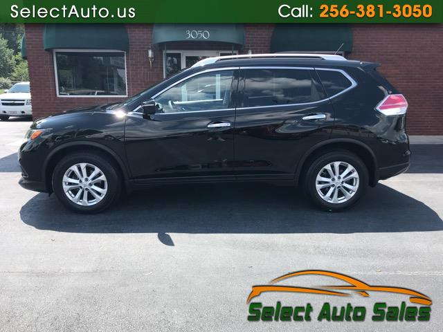 2015 Nissan Rogue SV 2WD