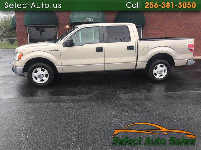 2009 Ford F-150 XLT SuperCrew 5.5-ft. Bed 2WD