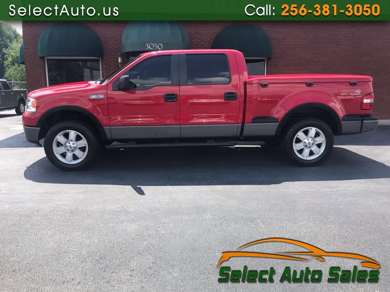 2008 Ford F-150 FX4 SuperCrew Flareside