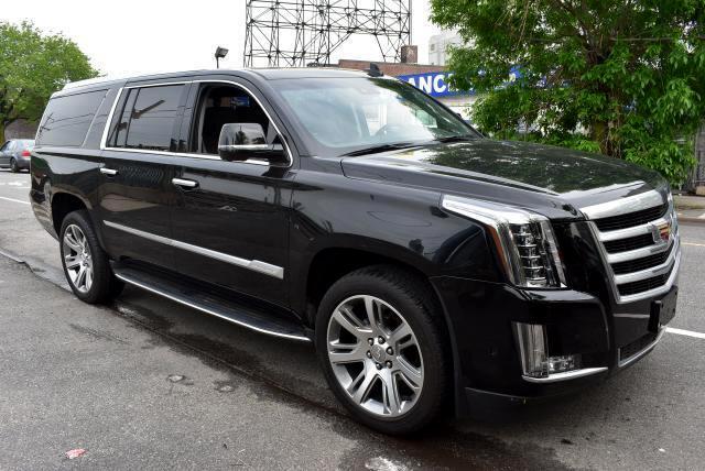 2017 Cadillac Escalade ESV Luxury 4WD