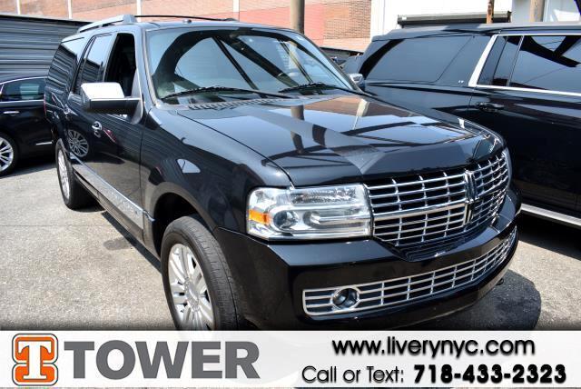 Lincoln Navigator L 4WD 2012