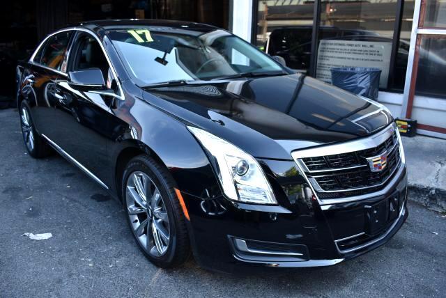 2017 Cadillac XTS Livery