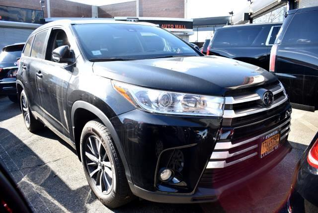 2018 Toyota Highlander XLE AWD V6