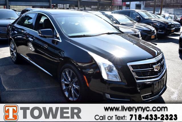 2016 Cadillac XTS Livery