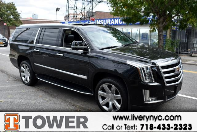 Cadillac Escalade ESV Luxury 4WD 2019