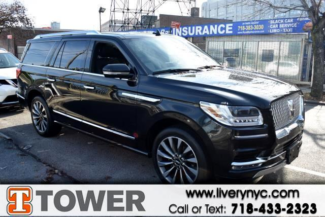 Lincoln Navigator L Select 4WD 2019