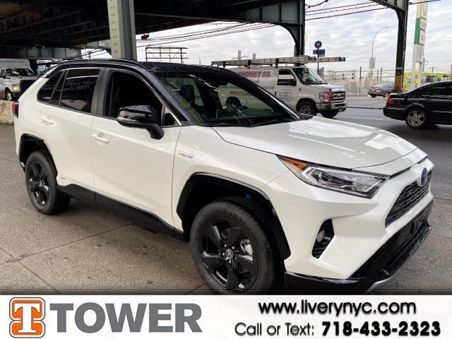 Toyota RAV4 Hybrid XSE 2020