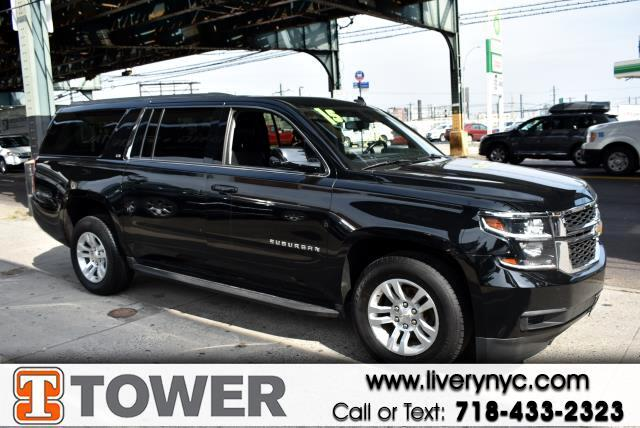 2015 Chevrolet Suburban LS 2WD