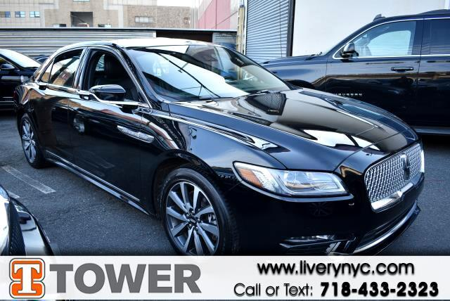 2017 Lincoln Continental LIVERY AWD 150K MILE WARRANTY