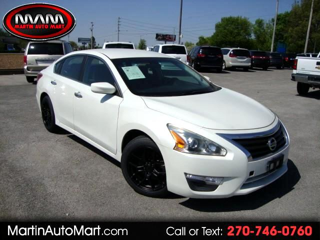 Used 2013 Nissan Altima For Sale In Bowling Green, KY 42104 Martin Auto Mart
