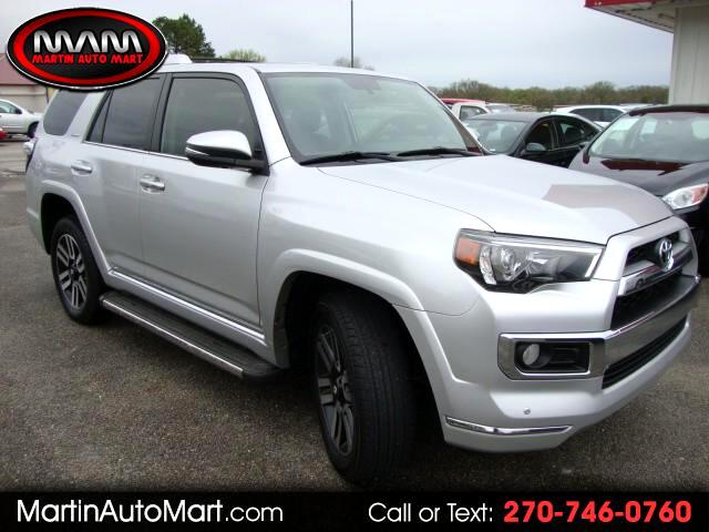 2016 Toyota 4Runner 4dr Limited 3.4L Auto 4WD