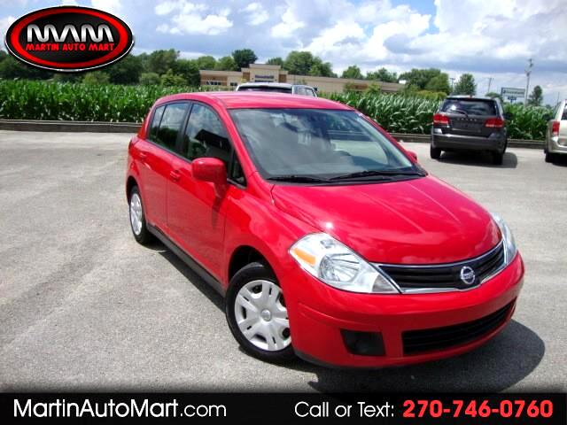 Used 2011 Nissan Versa For Sale In Bowling Green, KY 42104 Martin Auto Mart