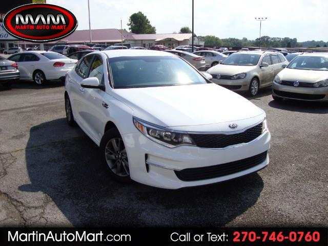 Used 2016 Kia Optima For Sale In Bowling Green, KY 42104 Martin Auto Mart