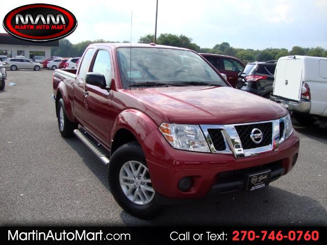 Used 2017 Nissan Frontier For Sale In Bowling Green, KY 42104 Martin Auto  Mart