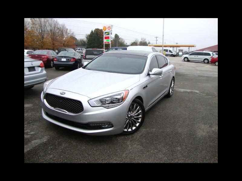 2015 Kia K900 Luxury V8