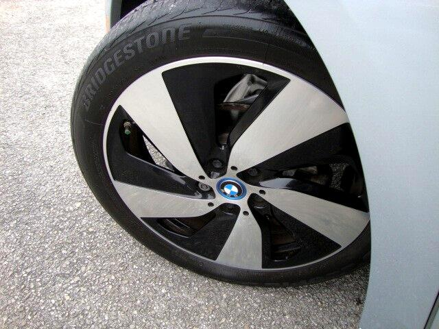 2016 BMW i3 4dr HB w/Range Extender
