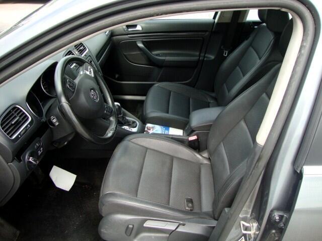 2012 Volkswagen Jetta SportWagen 4dr DSG TDI