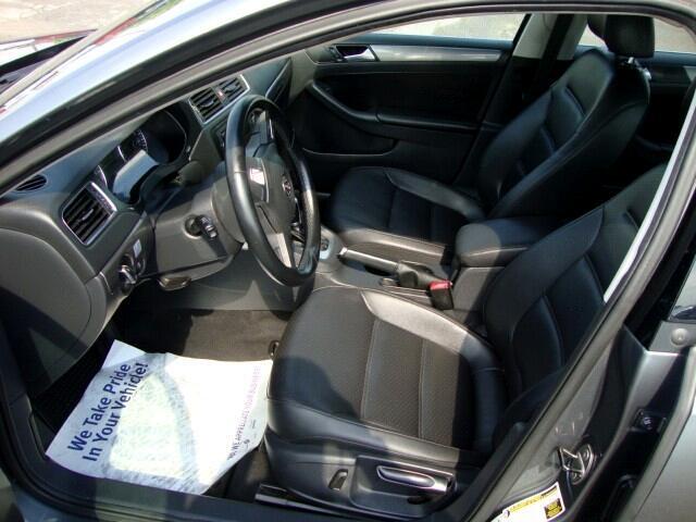 2014 Volkswagen Jetta 4dr DSG TDI w/Premium