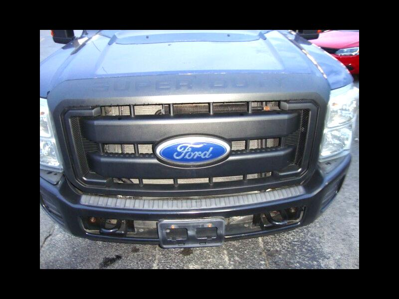 2011 Ford F-250 SD 2WD Crew Cab 156