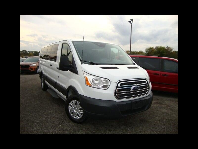 "2016 Ford Transit T-350 148"" Low Roof XLT Swing-Out RH Dr"