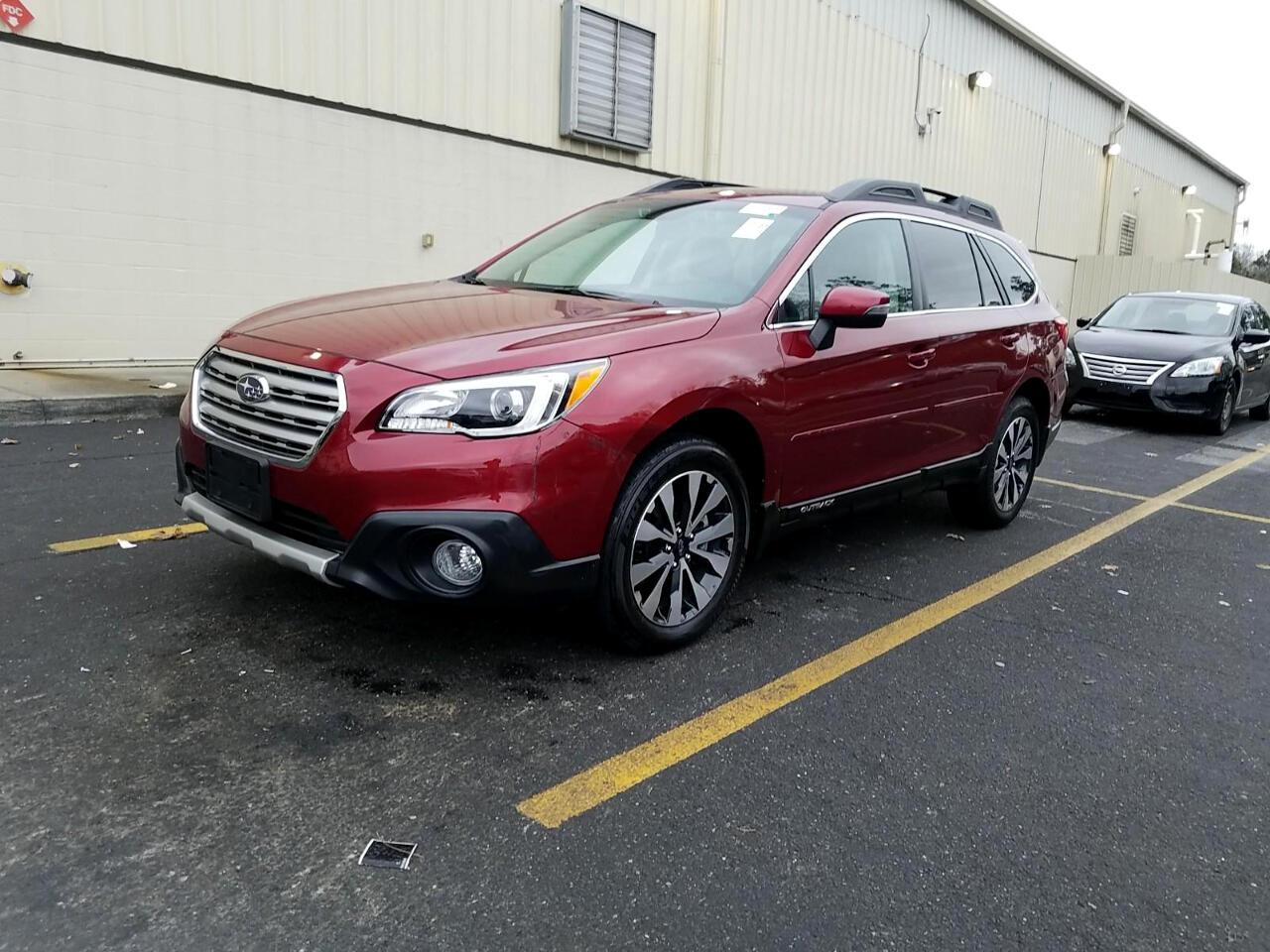 2015 Subaru Outback 4dr Wgn 2.5i Limited PZEV